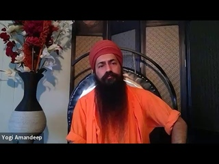Baba Siri Chand Meditation with Yogi Amandeep