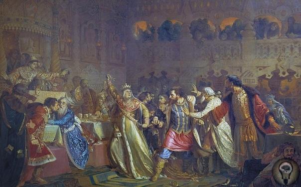 Дмитрий Шемяка древнерусский поджигатель гражданской войны Битва за Москву растянулась в ХV веке на 20 лет. Главными героями этой междоусобной войны были законный князь Василий II и его злейший