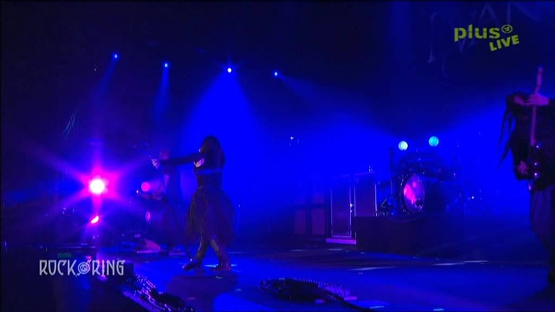 Evanescence - The Change (Live at Rock am Ring 01.06.2012)