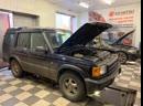 Замена масла в АКПП Land Rover Freelander