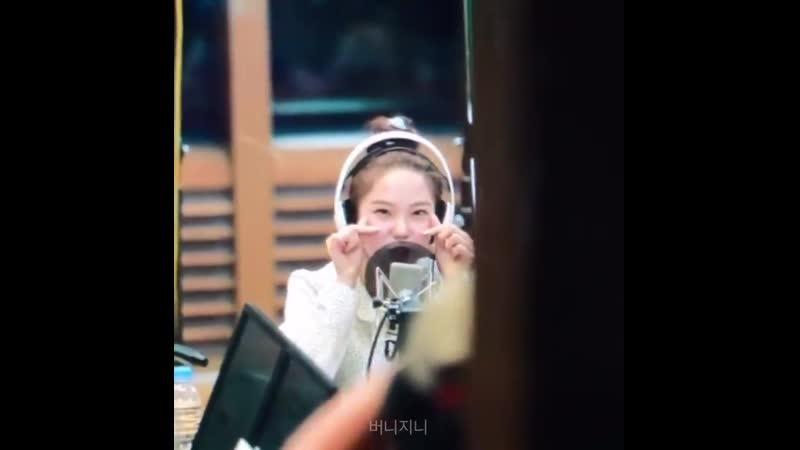 190919 yujin @ radio preview