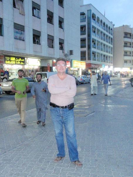 Ильдар Каримов: Район Дейра (Дубай)