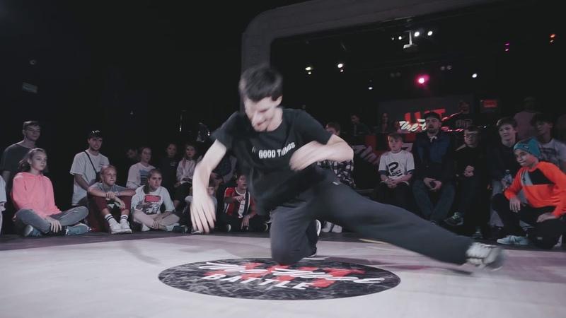 Hit The Floor Battle vol.6 breaking judge showcase Bboy Tazzmanio | Danceproject.info