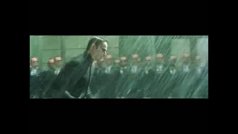 The Matrix Moonwalk 1