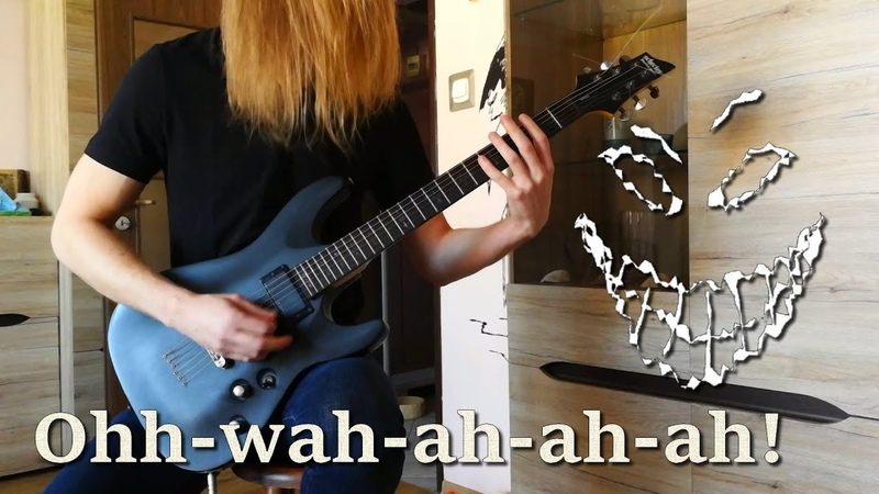 Disturbed - Down With The Sickness (Guitar Cover)