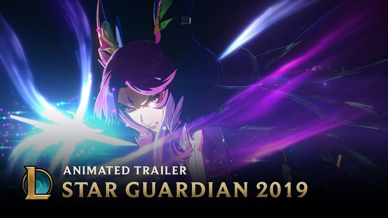 Свет и тень | Анимационный трейлер Звездных защитников - League of Legends