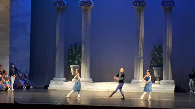 Swan Lake Act 1 Birthday Celebration for Prince Sigfried 5