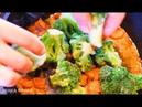 Как приготовить киноа вкусно. Теплый салат с киноа, брокколи и морковью на кокосовом масле рецепт .