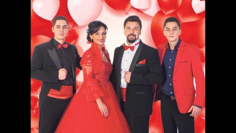 Śpiewająca Rodzina Kaczmarek –Najpiękniejsze melodie świata. Koncert Walentynkowy.