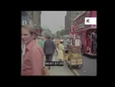1960s 1970s Shoppers on King's Road Chelsea 35mm