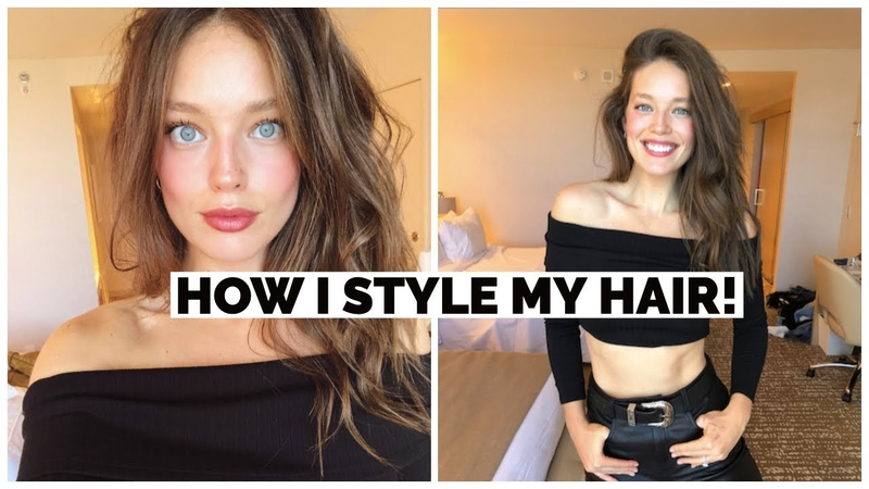 My Everyday Hair | Easy Natural Waves | Emily DiDonato