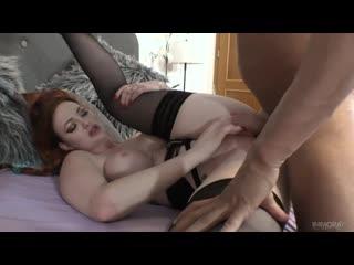 Zara duRose - Squirting Ginger Bush Alert! - Zara duRose Squirts on Porno Dan!