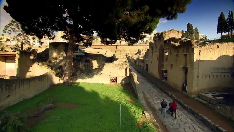 Herculaneum The Other Pompeii Full Documentary