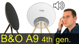 Bang & Olufsen Beoplay A9 4го поколения!  Новая акустика Лучше B&O A9 2го ? Какой звук?