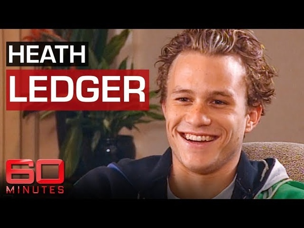 Early interview with young Heath Ledger | 60 Minutes Australia