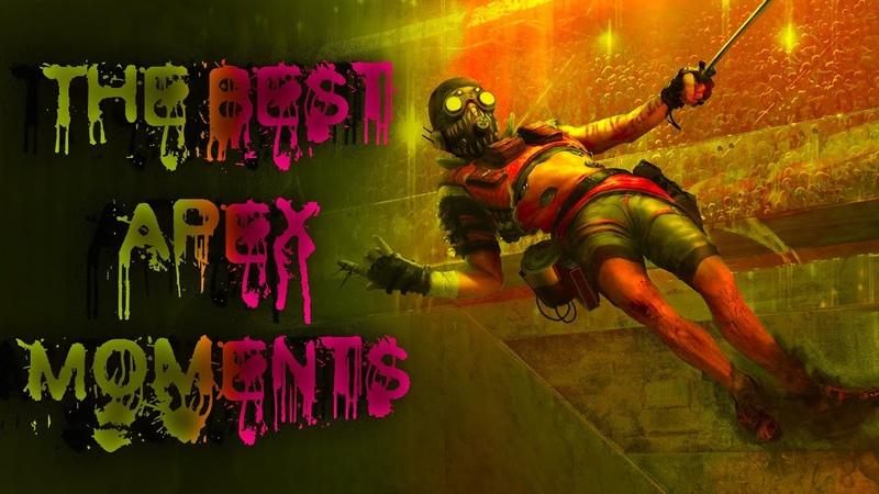The best Apex Moments! / Great kills | Triple kill