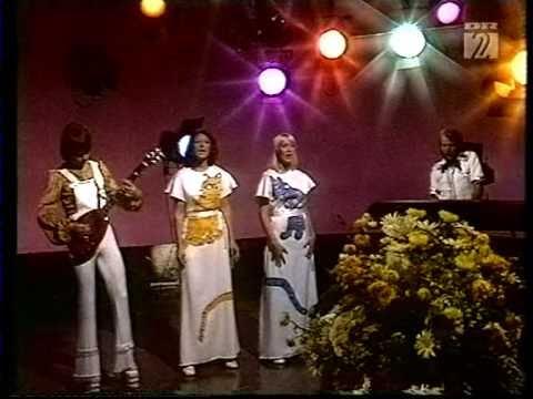ABBA - SOS So Long Alley Cat (Danish TV) ((STEREO))