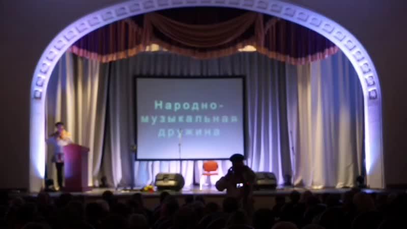 Гр.Лапти. Концерт Михаила Кириллова и народно-музыкальной дружины