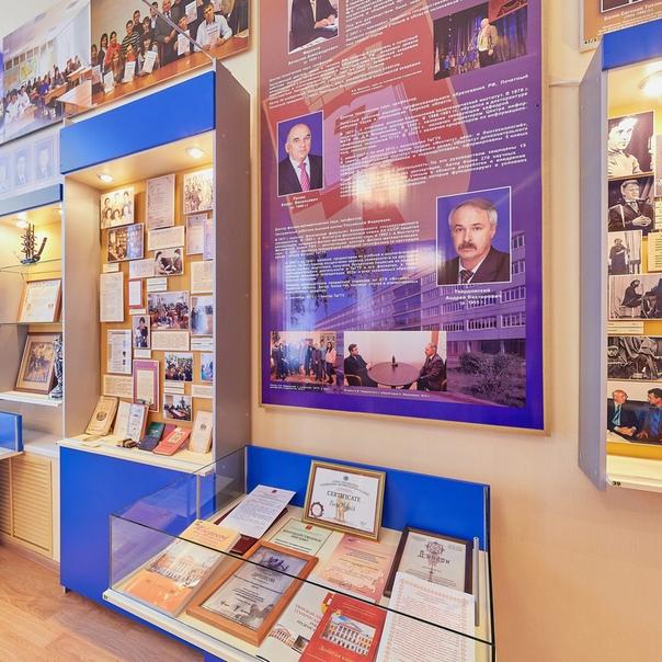 ТвГТУ открывает виртуальные двери своих музеев для всех желающих