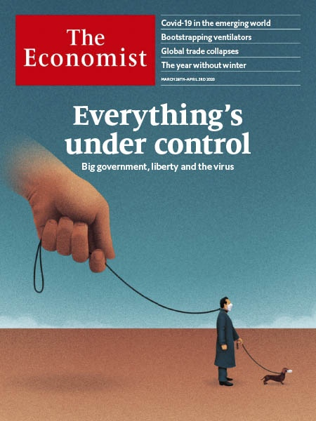 The Economist USA 03.28.2020