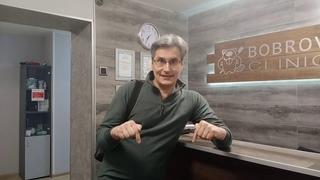 Протезирование зубов. Отзыв с видео о стоматологии в Москве.