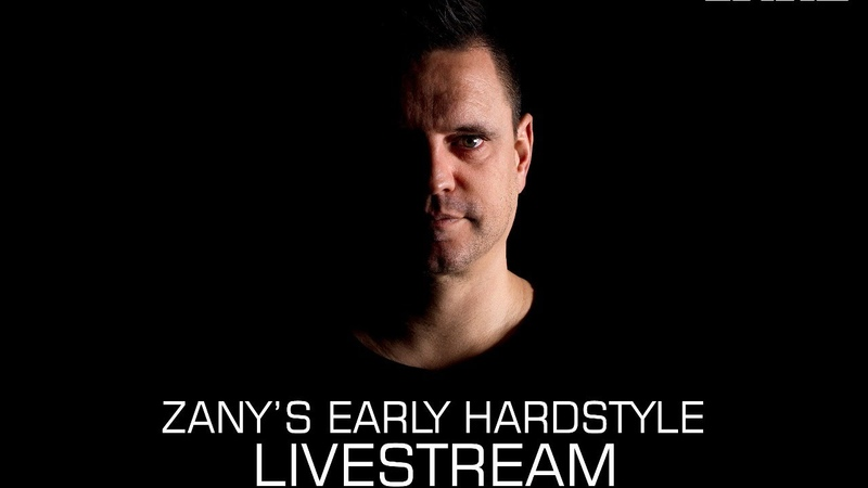 Zany Early Hardstyle Livestream