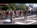 24 августа 2014. Донецк. Как Донецк встречал парад военнопленных