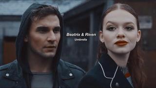 Riven & Beatrix - Umbrella {fate the winx saga}