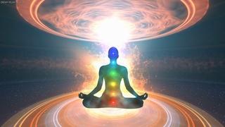 UNBLOCK ALL 7 CHAKRAS Deep Sleep Meditation Aura Cleansing Calm The Mind, Meditate, Sleep Music