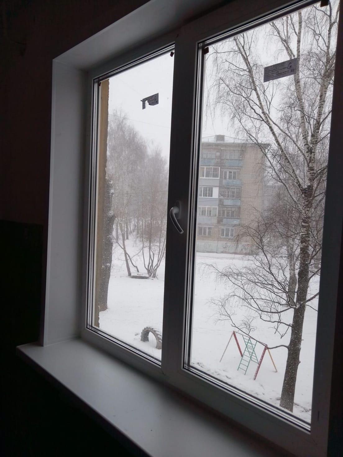 Улица Монтажников дом 30 установка пластиковых окон