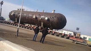 Большие грузы в Нукусе