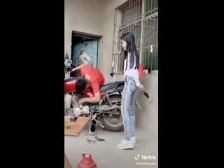 Ремонт Мотоцикла 🏍️
