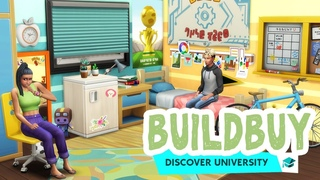 Build & Buy Overview || The Sims 4 Discover University