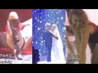 Свадьба Собчак в Музее. Скандальный танец для Богомолова
