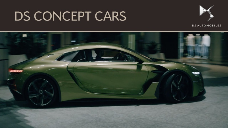 DS Concept Cars | The Westfield Lock-In with E-TENSE and DS 7 CROSSBACK