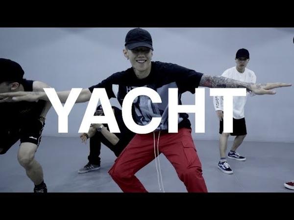 Jay Park ft Sik K 'YACHT' Choreography Ver Choreography by Prepix Haw Daniel Jerome