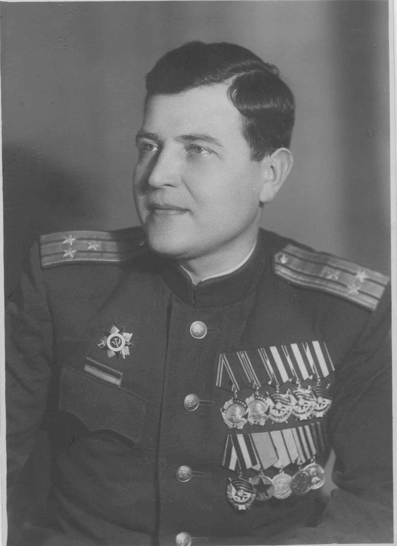 Майор Спрогис А.К.