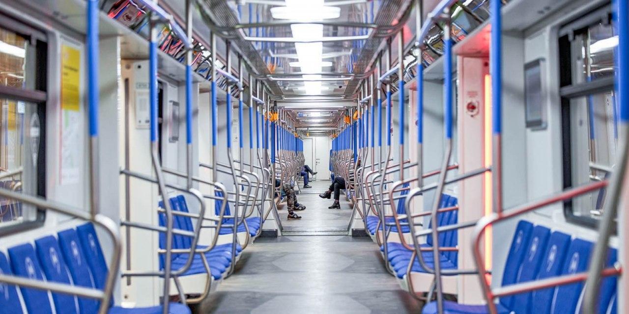 Поезда «Москва» полностью заменили старые составы на Таганско-Краснопресненской линии метро