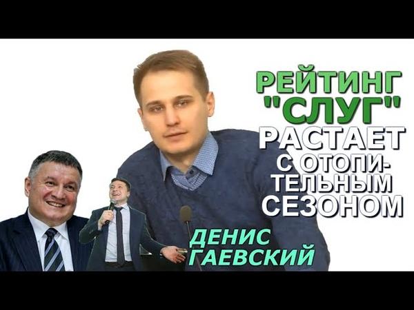 Националисты ещё не раз будут чмырить Зеленского. Денис Гаевский