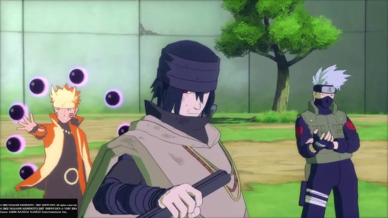 ناروتو شيبودن عاصفة النينجا النهائي 101 Naruto Shippuden Ultimate Nin