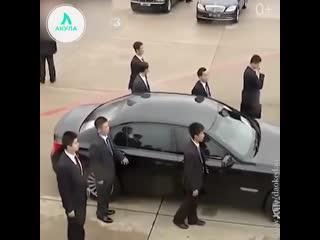 Телохранители Си Цзиньпина | АКУЛА