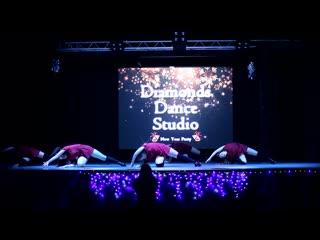 Diamonds dance studio lady dance. krasnoyarsk.w