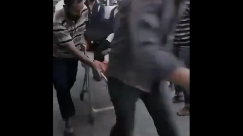 Vidéo montrant la terreur des enfants de Gaza des bombardements