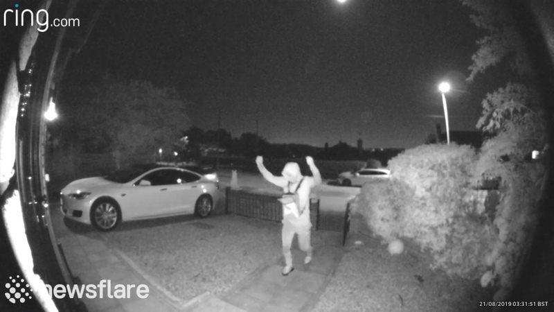 Thieves caught using keyless hack to steal £90 000 Tesla in 30 seconds