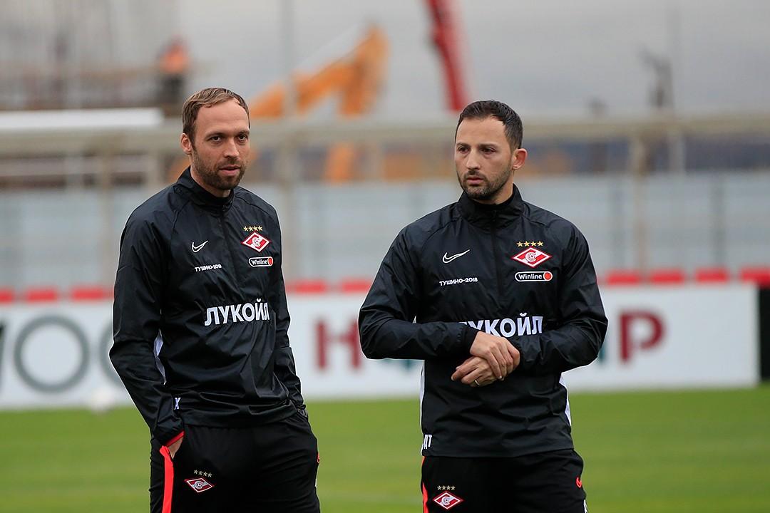 Андреас Хинцель и Доменико Тедеско