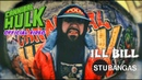 ILL BILL STU BANGAS - CANNIBAL HULK (Official Music Video)