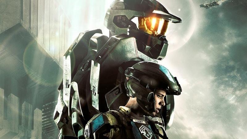 Фантастический Фильм Halo 4 Идущий к рассвету HD Кино Фантастика