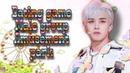 Dating game k-Pop, male group, Amusement park🎡🎠🎢
