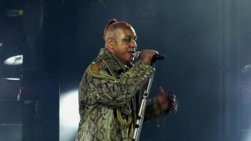Rammstein - Live @ Luzhniki Arena, Moscow, Russia 29.07.2019 [21 cameras multicam edit]
