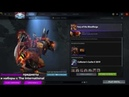 Fury of the Bloodforge set for Bloodseeker DOTA 2 TI9 Collector s Cache 2